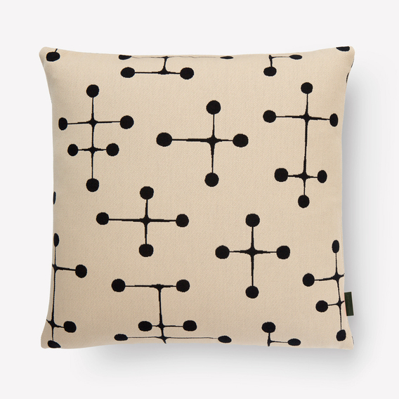 Dot Pattern Pillow by Charles and Ray Eames