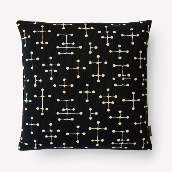 Small Dot Pattern Pillow by Charles and Ray Eames
