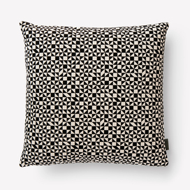 Checker Split Pillow by Alexander Girard