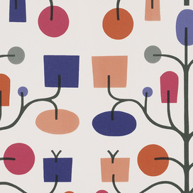 Fruit Tree by Alexander Girard, 1961
