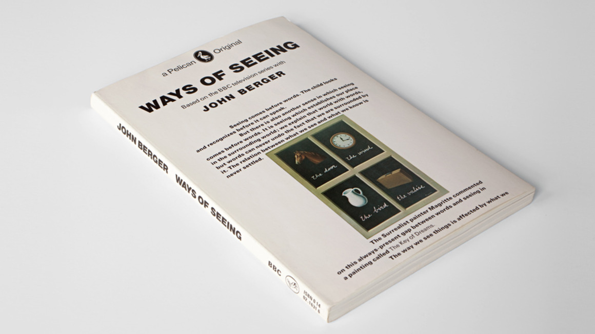 John berger ways of seeing essay